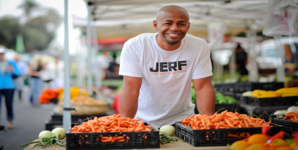 JERF: Just Eat Real Food!