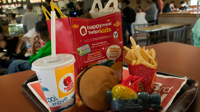 happy meal cnn