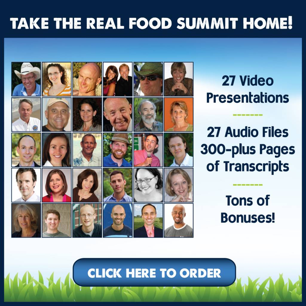 Real Food Summit